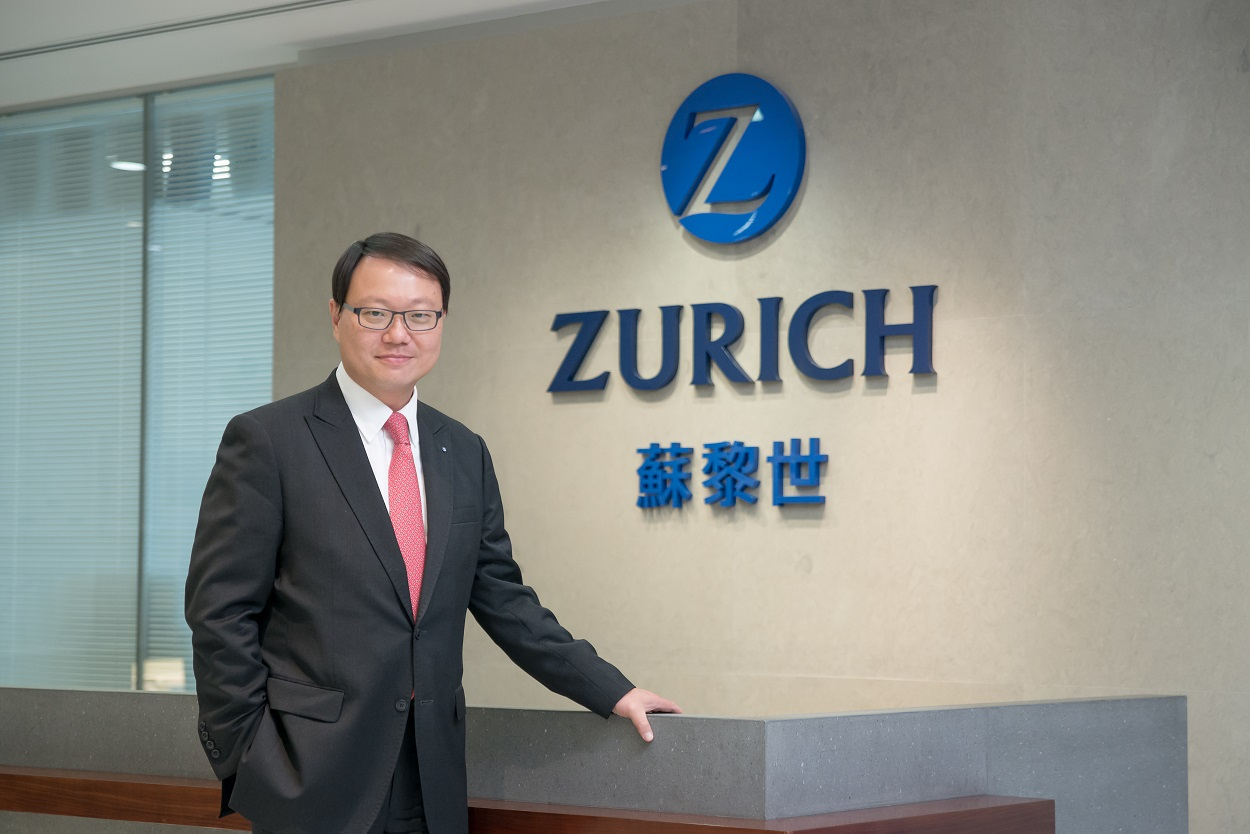 Zurich Insurance Hong Kong Appoints Eric Hui As Ceo 2016